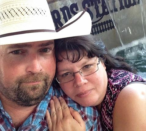 Jennifer Terral and boyfriend