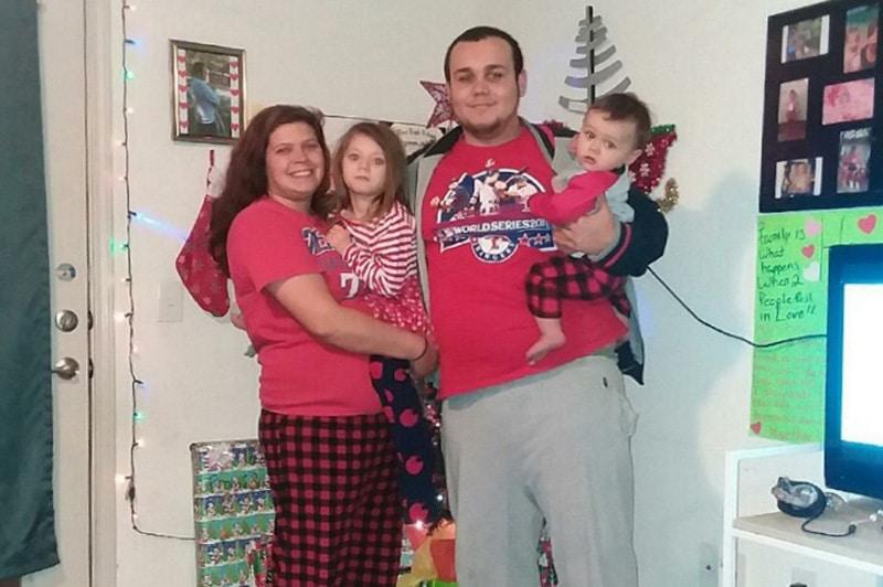 Jennifer Terral Family