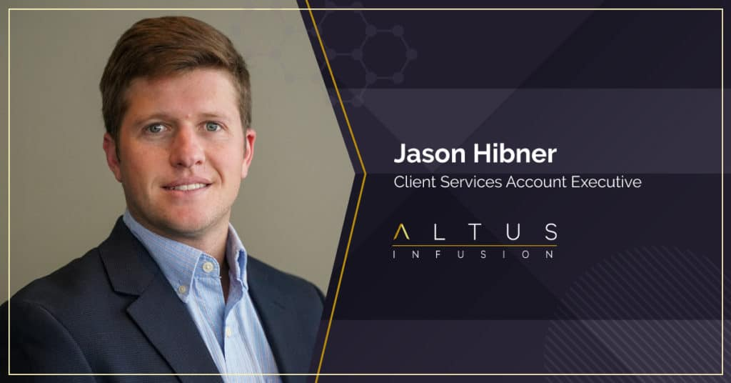 Jason Hibner Client Services Account Executive