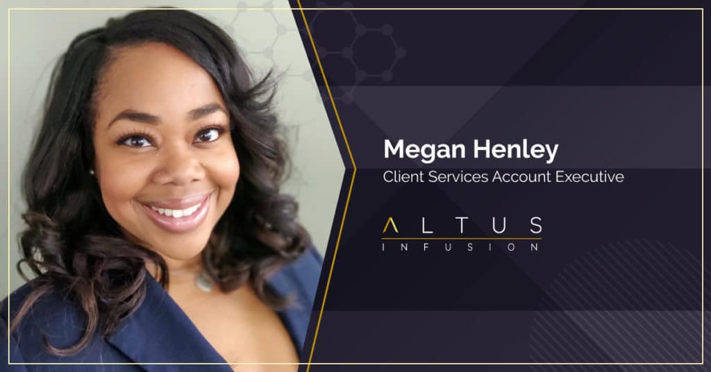 Megan Henley Client Services Account Manager