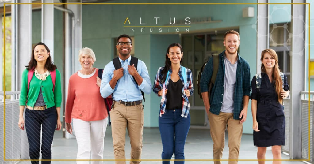 Altus Infusion #1 In-Office Biologics Therapy Management