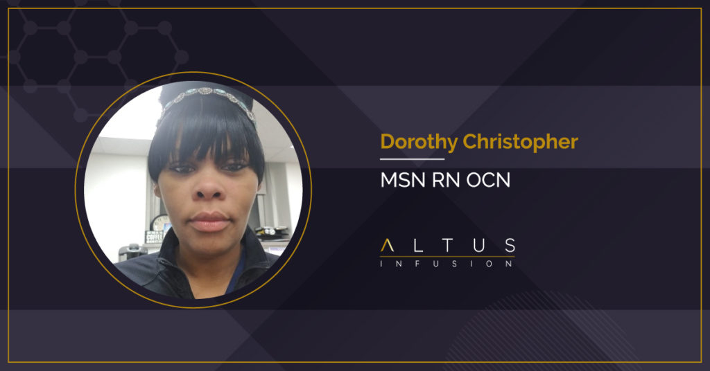 Dorothy Christopher - National Nurses Day During COVID-19