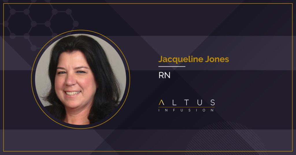 Nurse Jacqueline Jones - National Nurses Day During COVID-19