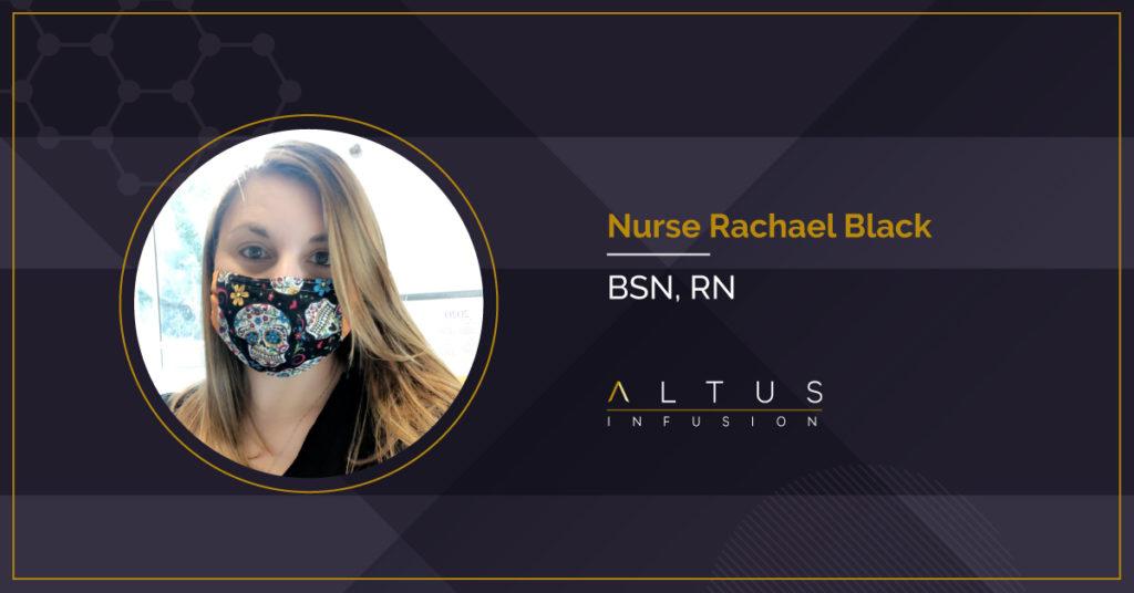 Nurse Rachel Black - National Nurses Day During COVID-19