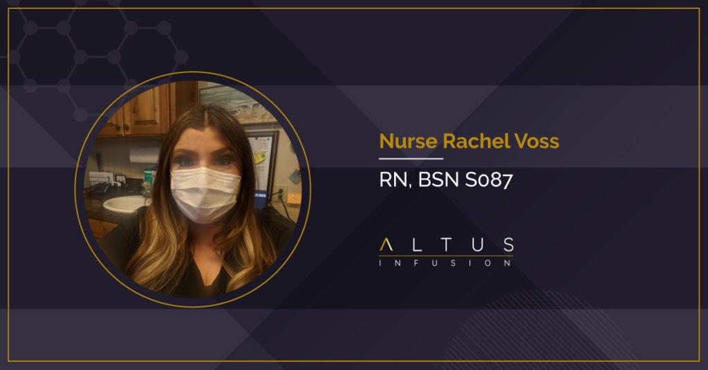 Nurse Rachel Voss - National Nurses Day During COVID-19