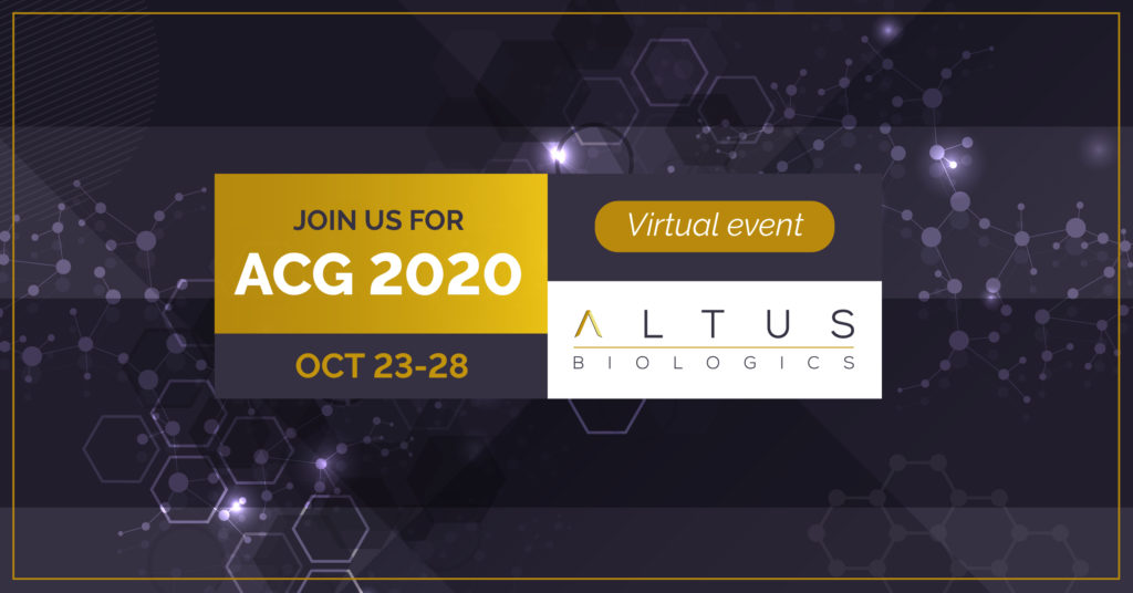 ACG Virtual Event 2020