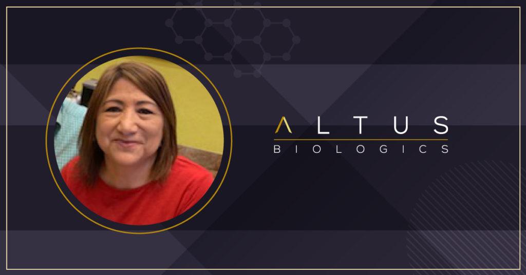 Aurelia Montes, Employee of the Month