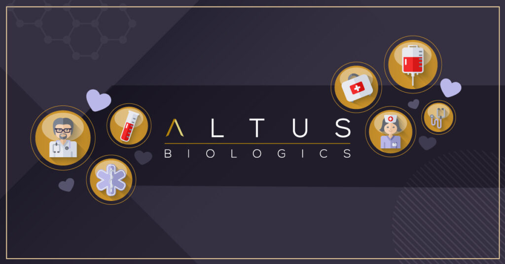 What It's Like to Be a Part of the Altus Biologics Team